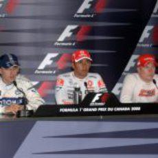 Gran Premio de Canadá 2008: Sábado