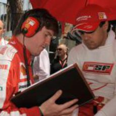 Gran Premio de Mónaco 2009: Carrera