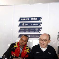 Williams firma con un nuevo patrocinador