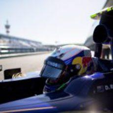 Daniel Ricciardo en Jerez