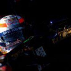 El casco de Jean Eric Vergne para 2013