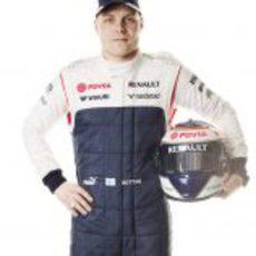 Valtteri Bottas, piloto oficial de Williams para 2013
