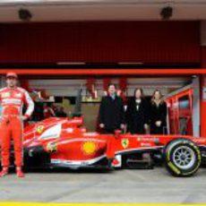 UPS, nuevo patrocinador de Ferrari