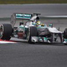 Última chicane para Nico Rosberg