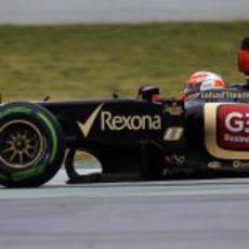 Intermedios para Romain Grosjean