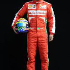 Felipe Massa, piloto oficial de Ferrari en 2013