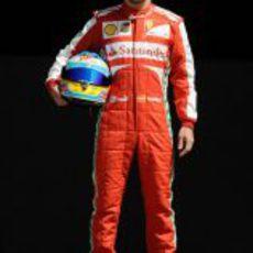 Fernando Alonso, piloto oficial de Ferrari en 2013