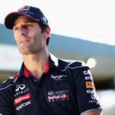 Mark Webber piensa en ganar en casa
