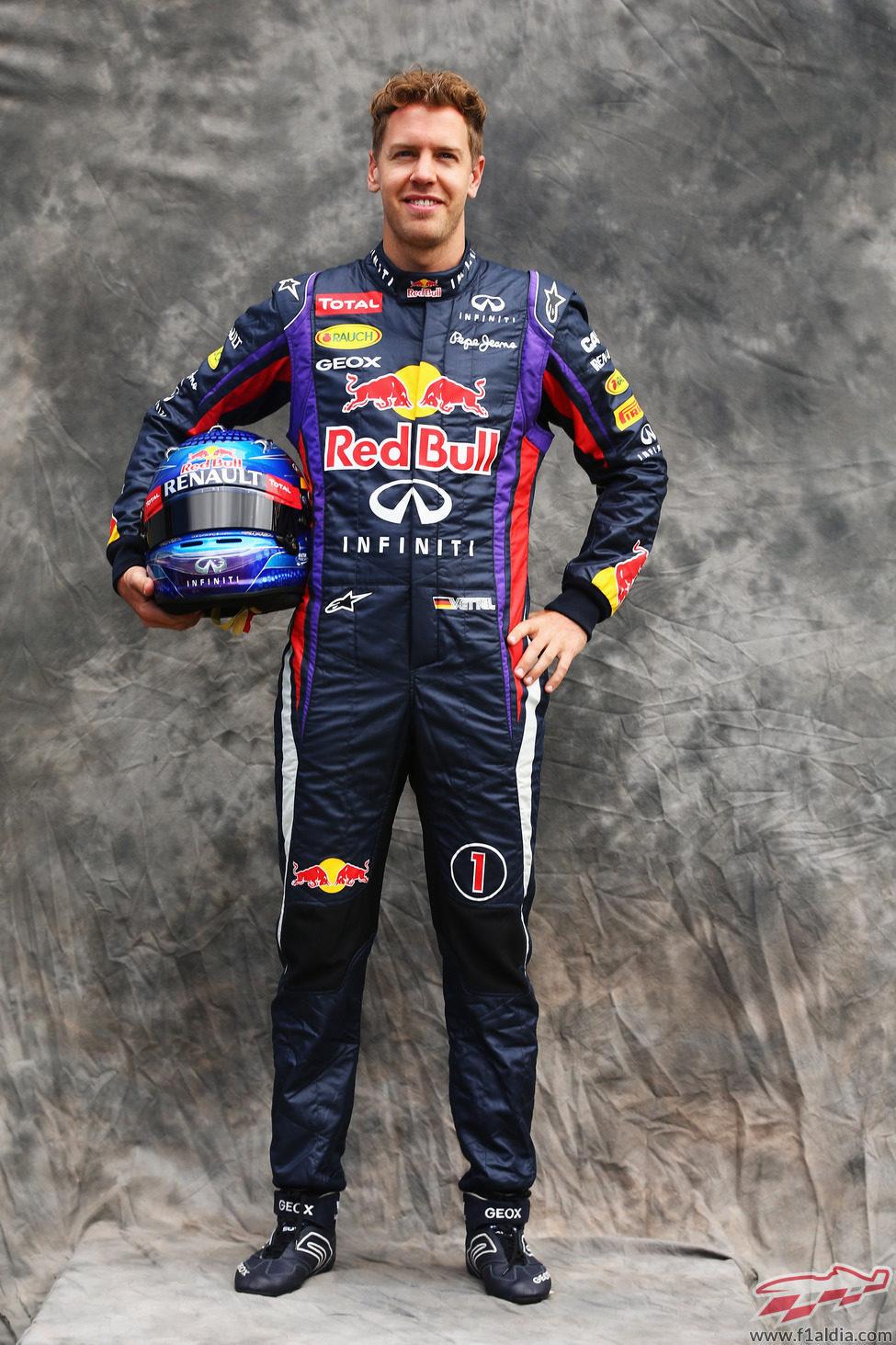 Piloto Red Bull 2013 Como Piloto de Red Bull