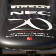 Sauber: 20 años en Fórmula 1