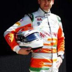 Adrian Sutil de vuelta a la Fórmula 1
