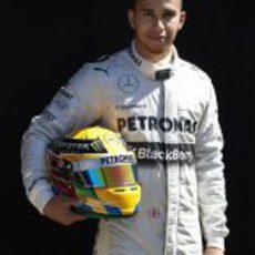 Lewis Hamilton, el hombre de Mercedes