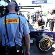 Pirelli pendiente de todo