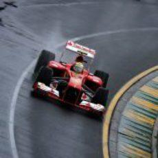 Dura jornada para Felipe Massa
