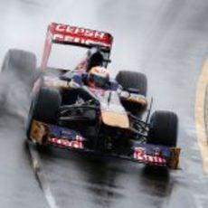 Daniel Ricciardo busca los límites en Melbourne