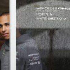 Lewis Hamilton se asoma a un nuevo reto con Mercedes