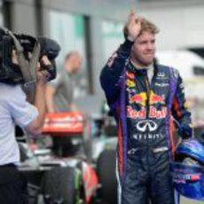 Sebastian Vettel, el más rápido en Sepang