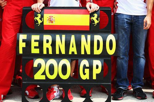 200º Gran Premio de Fernando Alonso