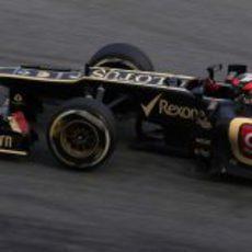 Kimi Räikkönen se queda sin podio