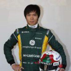 Ma Qing Hua, listo para competir