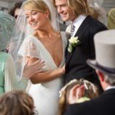 La boda de Suzy Miller y James Hunt