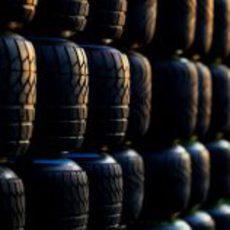 Los neumáticos, en cuestión