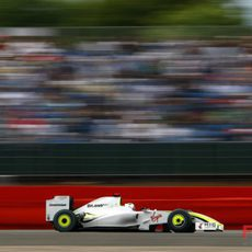 Button durante la clasificación