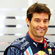 Webber entra entre los 3 primeros