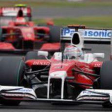 Gran Premio de Gran Bretaña 2009: Carrera