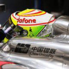 Patrocinadores chinos para McLaren