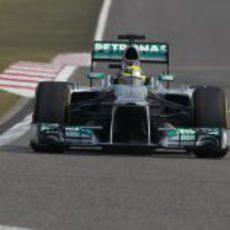 Nico Rosberg se quedó con las ganas