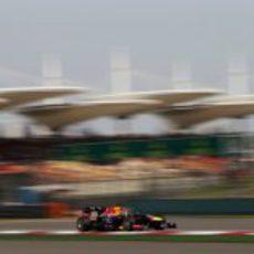 Sebastian Vettel sale con blandos para pasar el corte