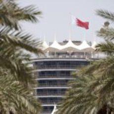La Fórmula 1 aterriza en el desierto