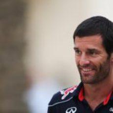 Mark Webber llega a los 200 Grandes Premios