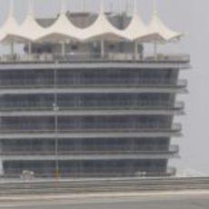 Giedo van der Garde llega hasta la 21ª posición en la clasificación del Gp de Baréin