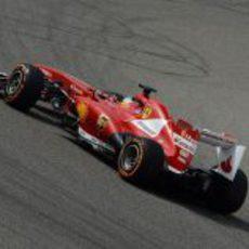 Fernando Alonso volvió a conseguir la tercera posición en clasificación