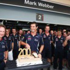 Una fiesta sin Sebastian Vettel