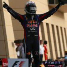 Sebastian Vettel logra su 28ª vitoria