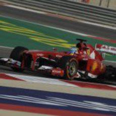 Fernando Alonso, mala suerte en Baréin