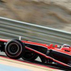 Max Chilton afronta la Q1 en Baréin