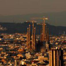 La Sagrada Familia, icono de Barcelona