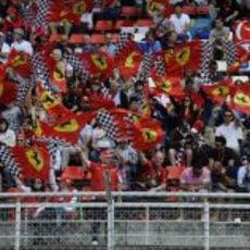 Los aficionados claman a Ferrari