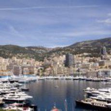 Montecarlo, sede del Gran Premio de Mónaco