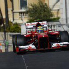 Felipe Massa se prepara para Mirabeau