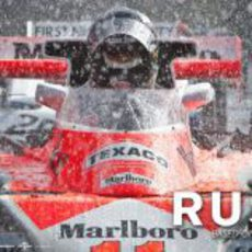 Cartel alternativo de 'Rush'