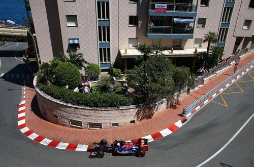 Jean-Eric Vergne alcanzó los puntos en Mónaco