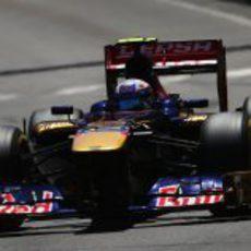 Daniel Ricciardo abandonó en el Principado