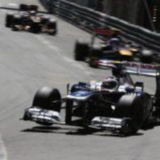 Valtteri Bottas se quedó cerca de los puntos