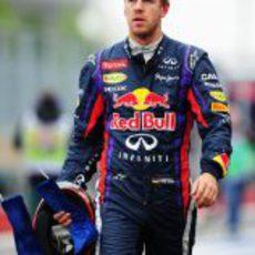 Sebastian Vettel termina los Libres 1 de Canadá