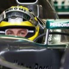Máxima concentración de Nico Rosberg